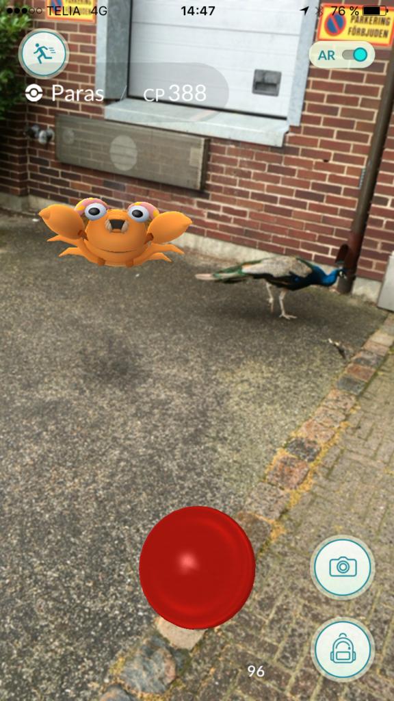 Två Pokémons?